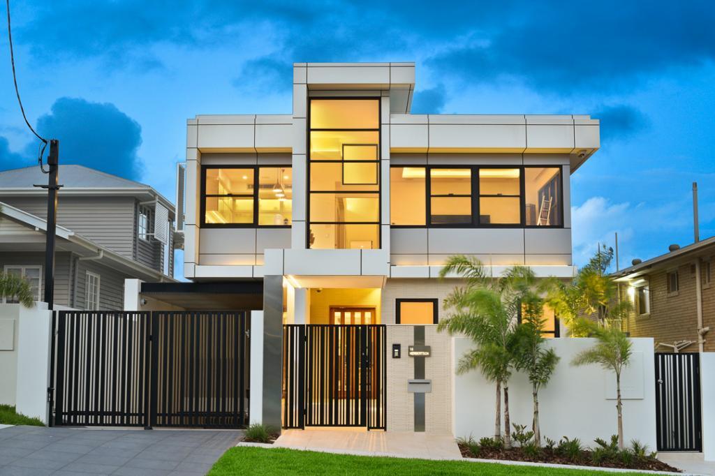 dion seminara architecture - new homes