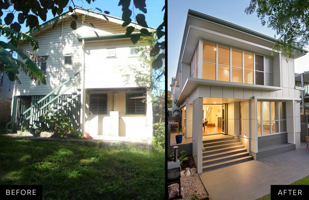 dion seminara architecture - home renovations