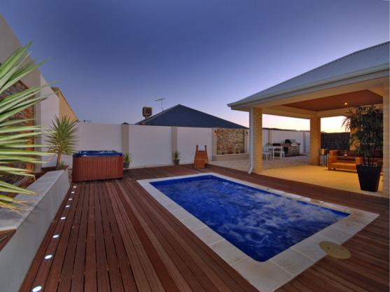Pool decking design ideas get inspired by photos of pool for Pool area designs