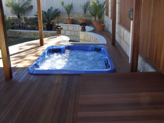 Spa Design Ideas by DJ Pools