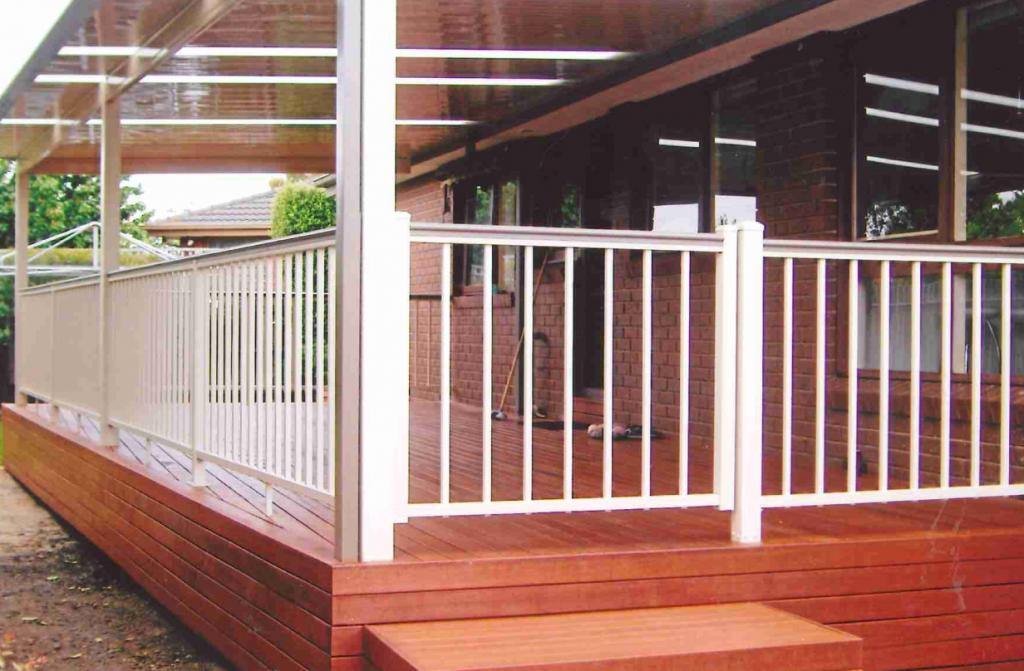 Elevated Decking Ideas by Melride Outdoor Structures Pty Ltd