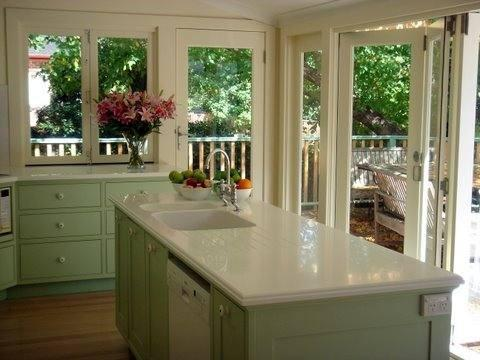 kitchen design ideas by designing women - House Kitchen Design