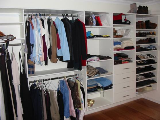 Wardrobe Design Ideas by Academy Custom Interiors