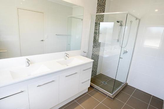 Shower Design Ideas by Millennium Building Services