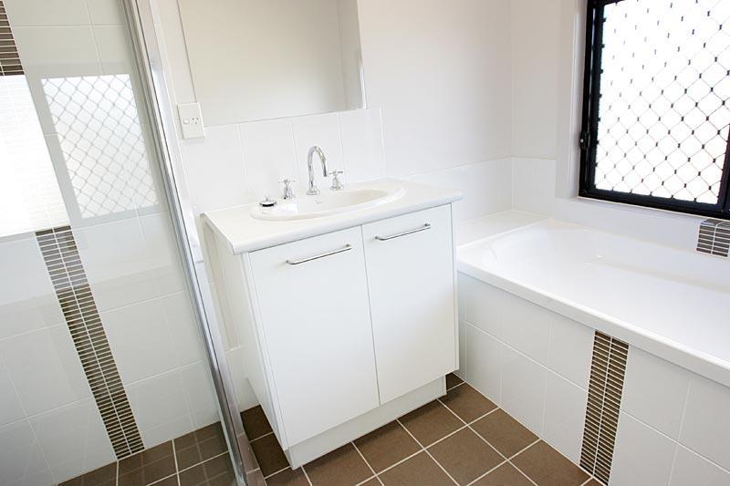 Bathroom Tile Design Ideas by Millennium Building Services