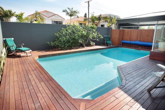 Pool Decking Design Ideas by Millennium Building Services