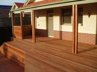 Elevated Decking Ideas by Greenview Carpentry and Building Services