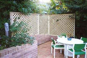 Privacy Screen Ideas by Thomsons Outdoor Pine Pty Ltd