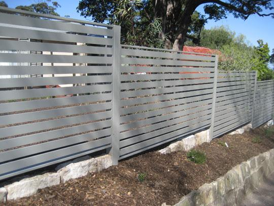 fences inspiration - thomsons outdoor pine pty ltd