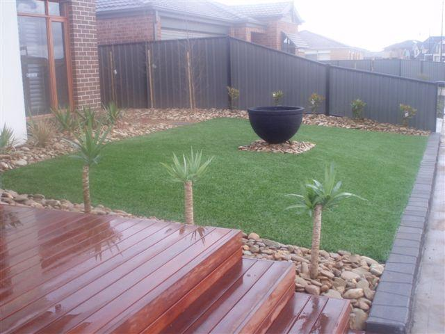front garden Gardens Landscaping Affordable Scapes
