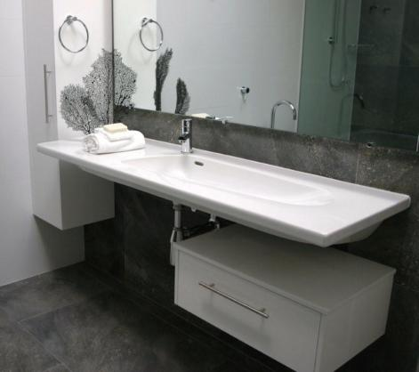 Bathroom Basin Ideas by Professional Tiling & Waterproofing