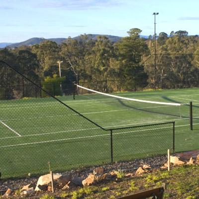 Tennis Court Ideas by Synturf Pty Ltd