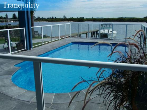 Swimming Pool Designs by Tranquility Pools