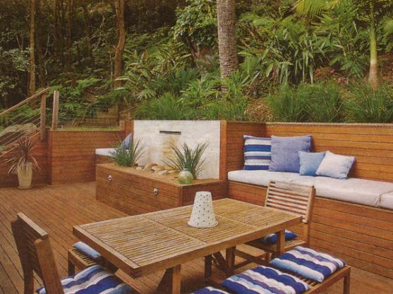 Decking Ideas by Collaroy Landscapes