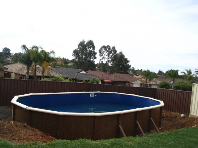 Pete the Pool Man's Work