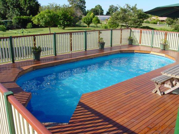 Your guide to above ground pool installation for Swimming pool installation cost