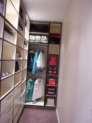 Walk In Wardrobe Design Ideas by I & S Joinery