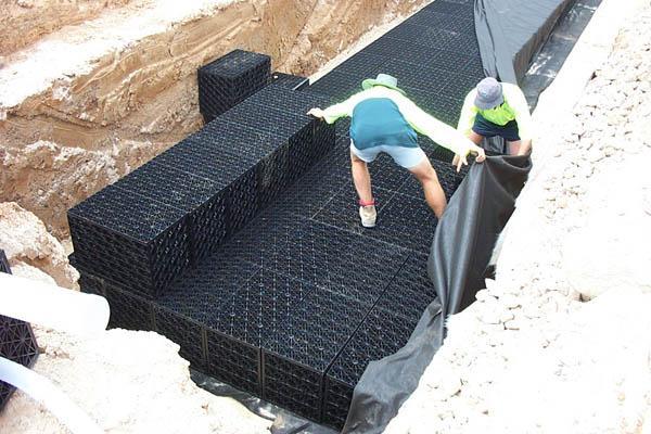 Atlantis Drainage Cell : Atlantis corporation pty ltd hipages