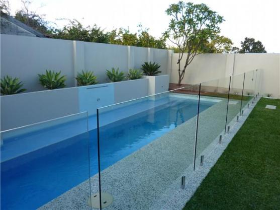Pool Fencing Ideas by Amazing Laying Bricklaying Services