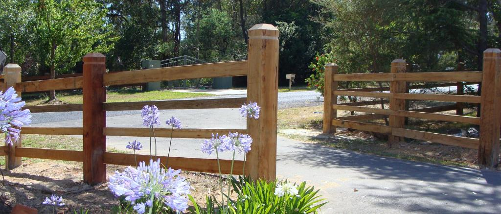 Fences Inspiration Ironbark Rural Fencing Australia