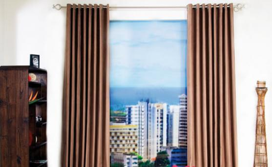 Curtain Ideas by BDL Home Accessories