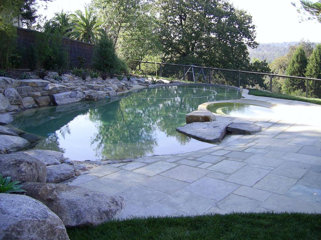 Pools inspiration retreat landscaping australia for Pool design eltham