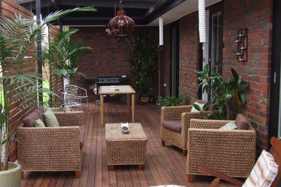 Let our Qualified Carpenter and team install your deck!