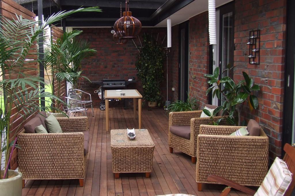 Timber decks inspiration cornerstone landscape for Landscape design and construction adelaide