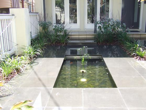 Water Feature Ideas by Cornerstone Landscape Construction and Design