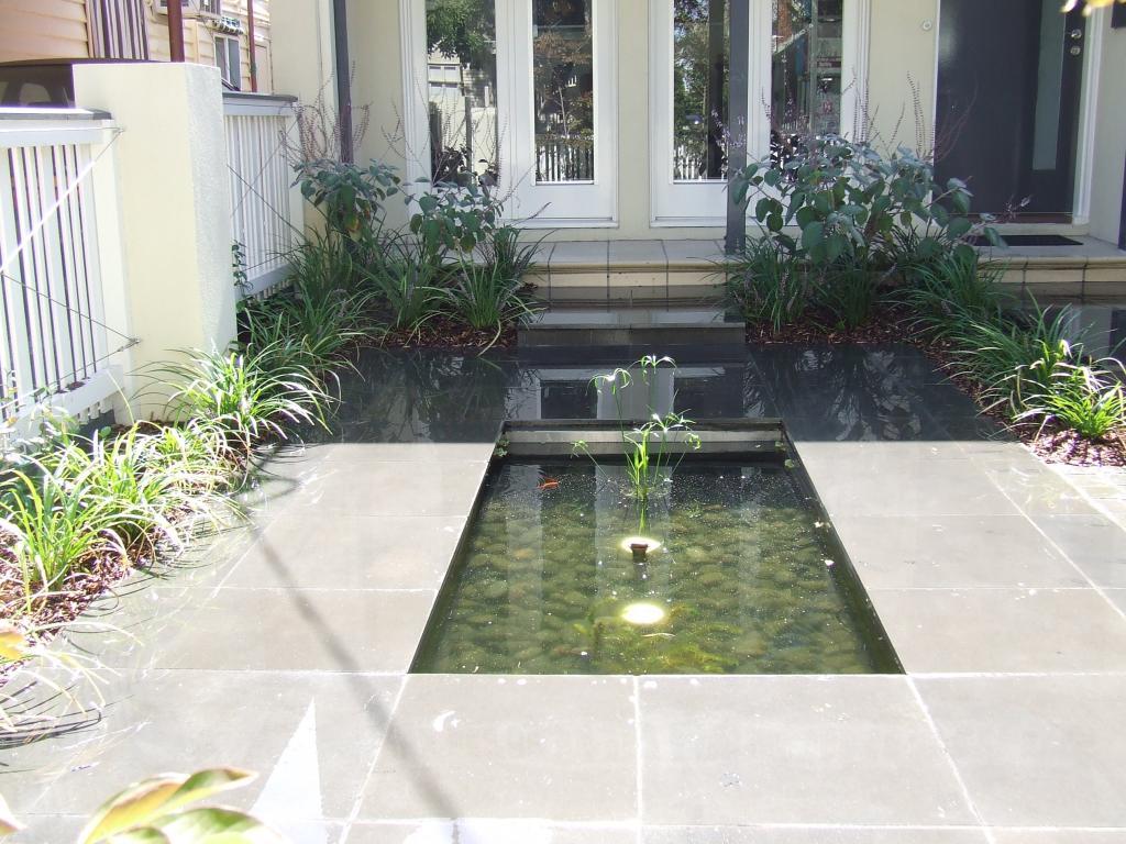 Water features inspiration cornerstone landscape for Landscape construction adelaide