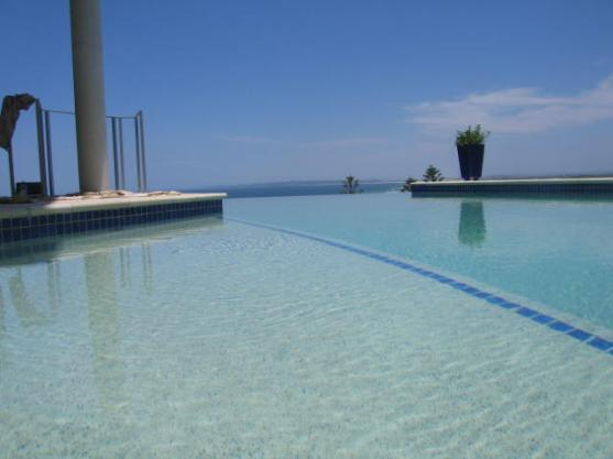 Infinity Pool Design Ideas by THE POOL SPECIALISTS PTY LIMITED