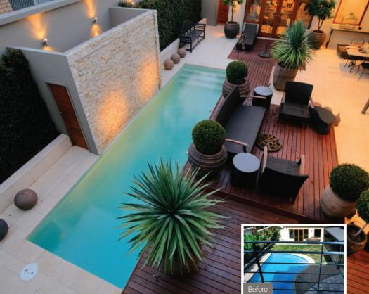 Swimming Pool Designs by Dyson Pools Pty Ltd