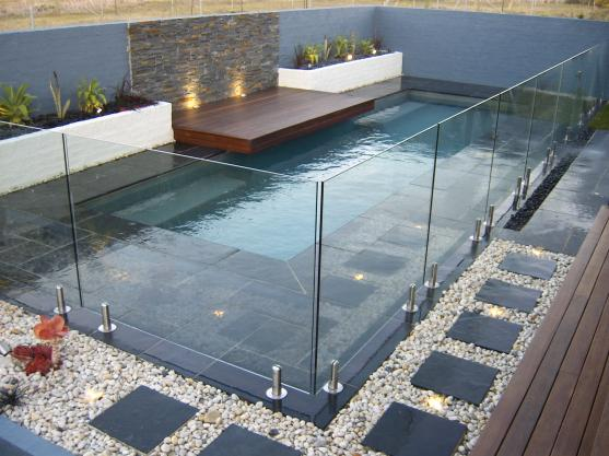 Swimming Pool Designs by Lewis Landscapes & Paving