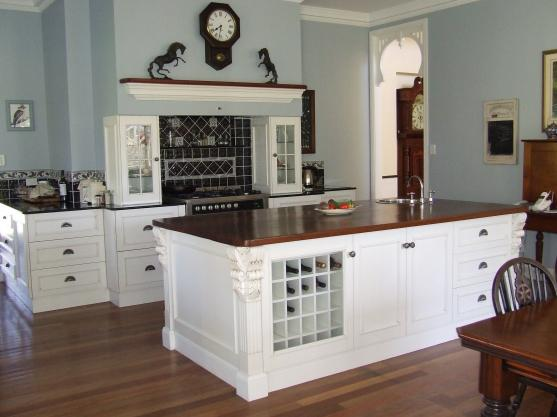 Kitchen Design Ideas By D.W. Williams Constructions Pty Ltd