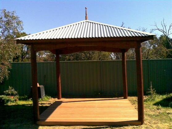 Pergola Ideas by Top Notch Pergolas & Gazebos