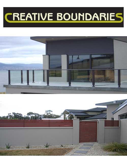 Fence Designs By Creative Boundries: Cambridge Park, Tasmania