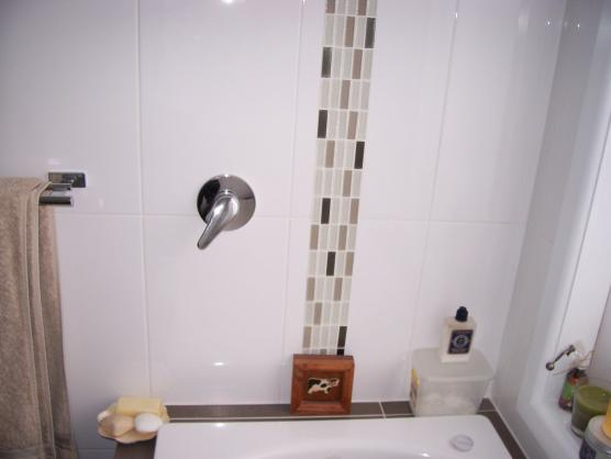 Bathroom Tile Design Ideas by T2 Construction