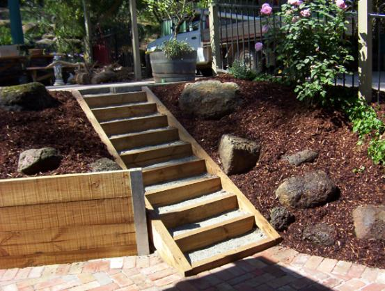 Garden Design Ideas by Planned Landscape Constructions
