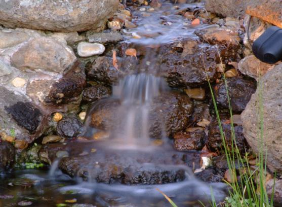 Water Feature Ideas by Planned Landscape Constructions