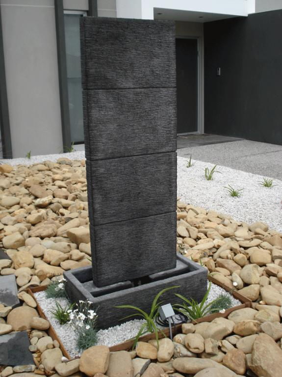 Garden art inspiration planned landscape constructions for Garden features australia