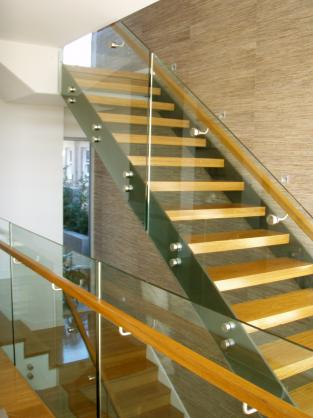 Stair Designs by Katsu Glass Design Pty Ltd