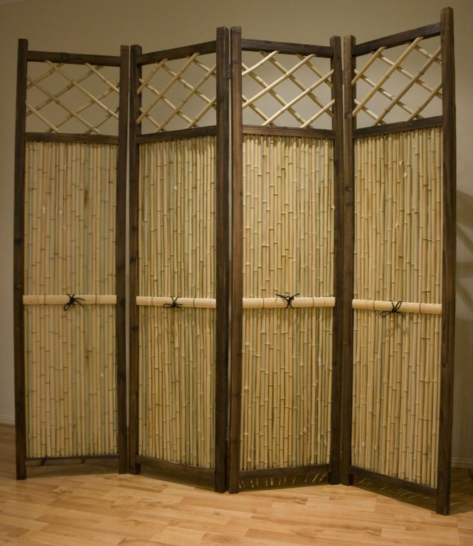 Bamboo Screens