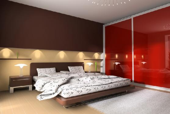 Bedroom Design Ideas by Impressive Wardrobes & Storage Systems