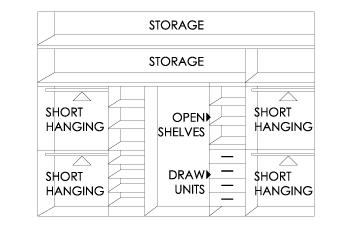 Impressive Wardrobes Amp Storage Systems Servicing Sydney