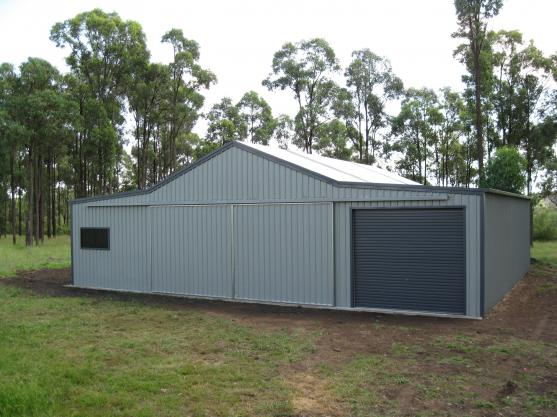 Shed Designs by Topline Garages & Sheds