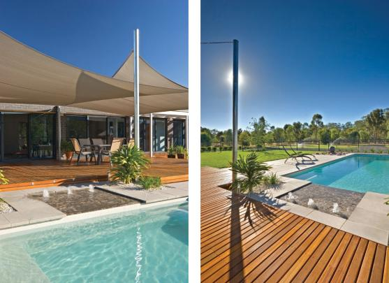 Swimming Pool Designs by Compass Pools