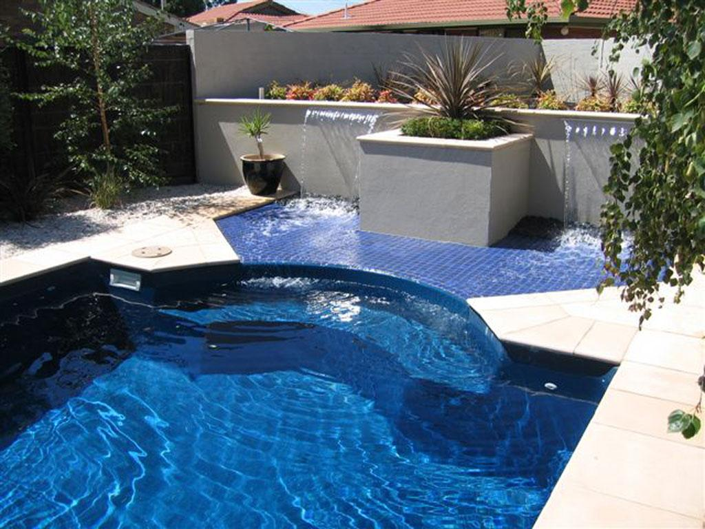 Pools inspiration compass pools australia for Inspiration pool cleaner