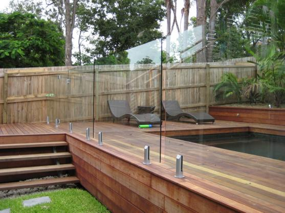 Pool Fencing Ideas by Brisbane Fencing