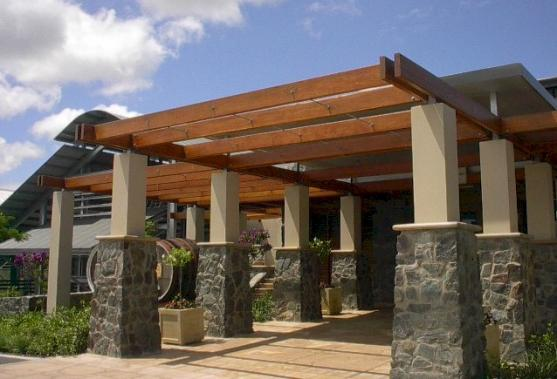 Pergola Ideas by Woodstock Timber Specialists