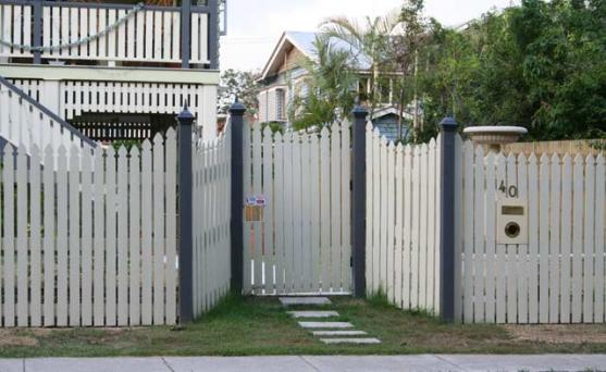 Picket Fencing Designs by Hacketts Fencing